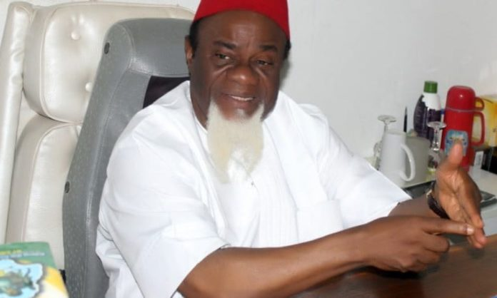 Nigeria Would Not Survive If We Don't Restructure Now – Ezeife