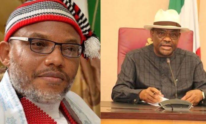 Nnamdi Kanu Threatens Governor Wike Over Obigbo Killings