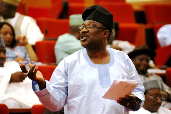 'Okezie Ikpeazu Is A Drunkard' – Senator Adeyemi Declares