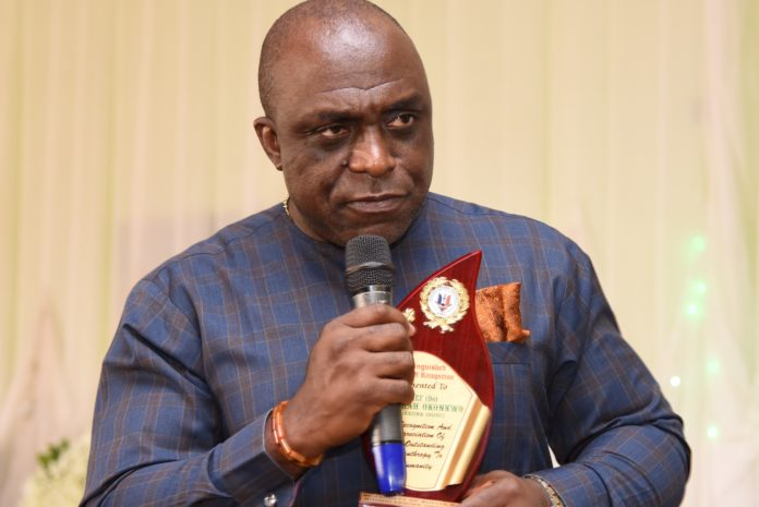 PDP Didn't Zone Ticket To Anambra South, Okonkwo Insists