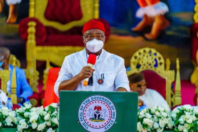 Register Massively In APC If You Want Igbo Presidency – Uzodimma