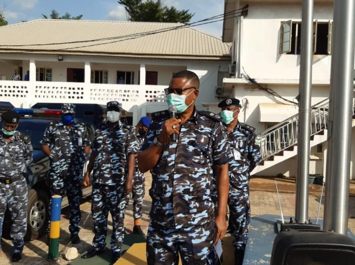 Repent Now Or Leave, New Anambra CP Warns Criminals