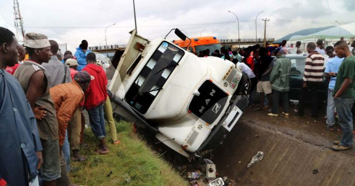 Tears As Four Hawkers Crushed To Death In Onitsha