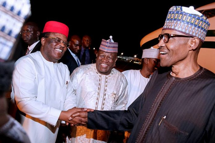 What S'East needs Is Developments Not Appointments -Umahi