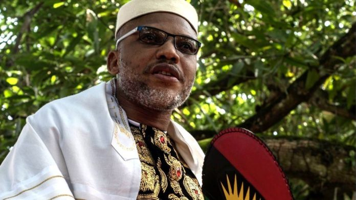 Why We Removed Nnamdi Kanu's Account - Facebook