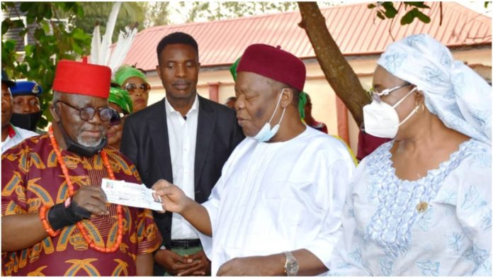 Ndigbo Have Nothing Against Buhari, APC – Okoloagu