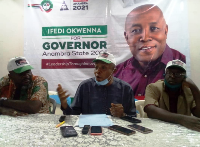 Anambra 2021 PDP Aspirant Cautions Against Imposition