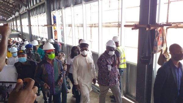 Anambra Airport National Assembly Committee Visits Site