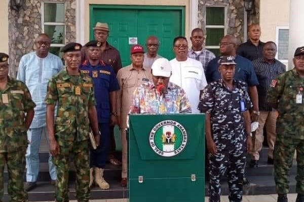 Attack On Security Personnel Is Attack On Ndi Anambra - Obiano