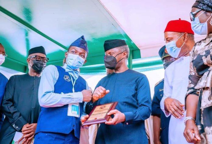 Buhari Honours Izuchukwu, Winner Of National Scientists Award
