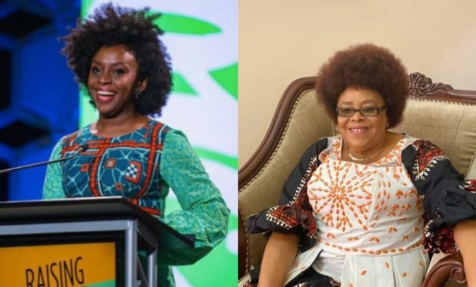 Chimamanda Adichie Loses Mother