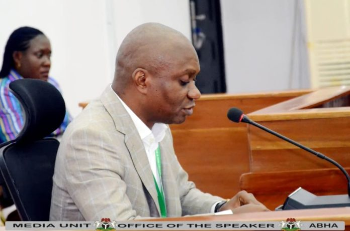 Diaspora Commission Bill Abia Assembly Gets Commendation