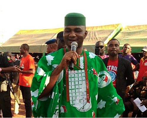 Ebonyi PDP Crisis Nwebonyi, Others Defect To APC