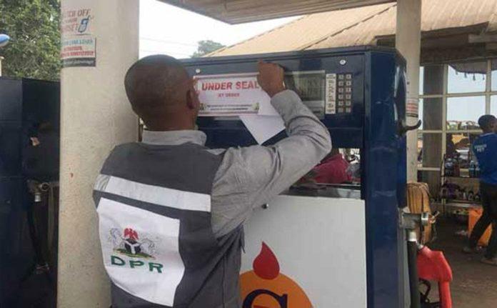 Fuel Hike Rumors: DPR Seals Off Three Filling Stations In Owerri