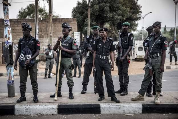 Gunmen Attacks Police Allegedly Dismantle Checkpoints in Aba