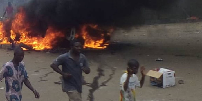 Gunmen Open Fire On Divisional Police HQ In Imo, Kill Many