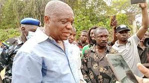 Jubilation As Kalu Inspects Projects In Abia