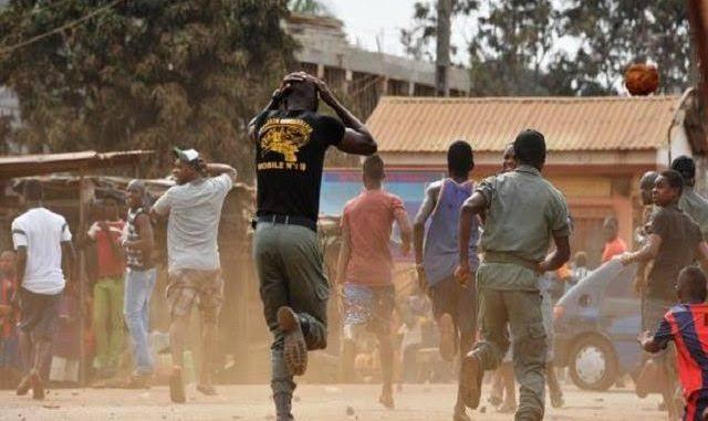 Many Killed As Gunmen Storm Ebonyi Village