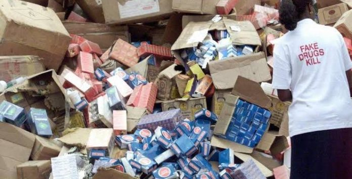 NAFDAC Uncovers Warehouse Of Fake Drugs In Anambra