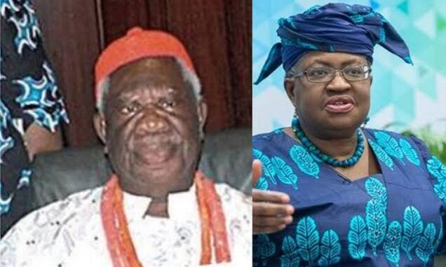 Ngozi Okonjo-Iweala Loses Father