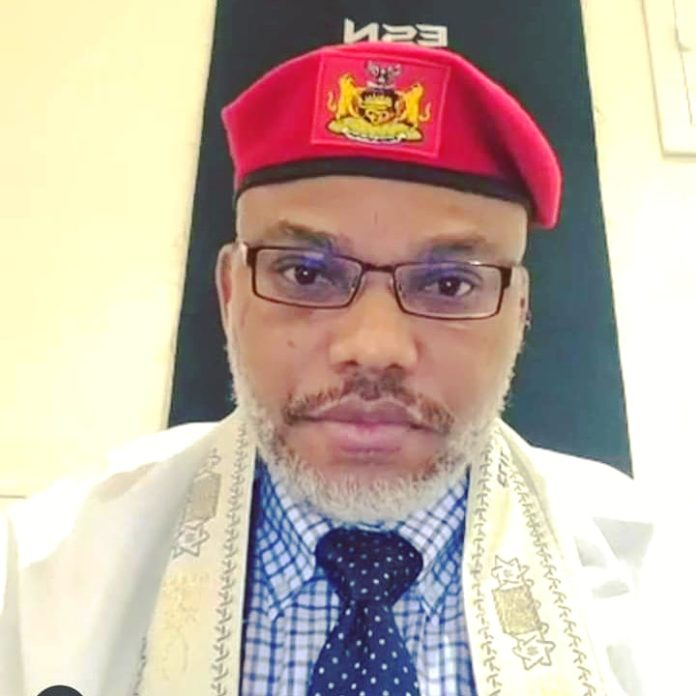 No Level Propaganda Against IPOB Can Save Nigeria - Kanu