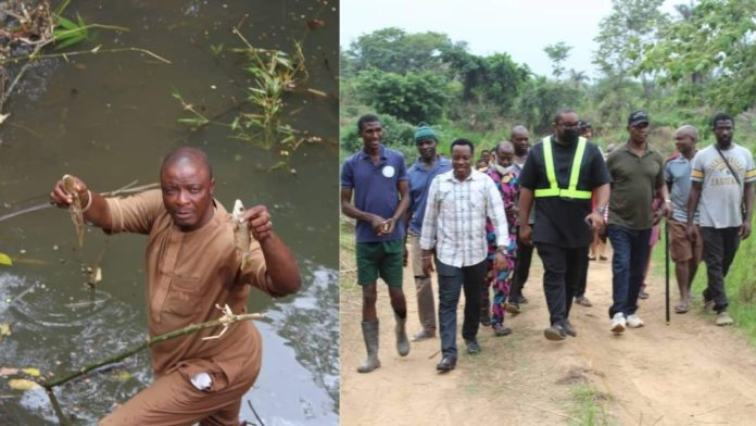 Nvuna River Contamination - Enugu Govt Intervenes