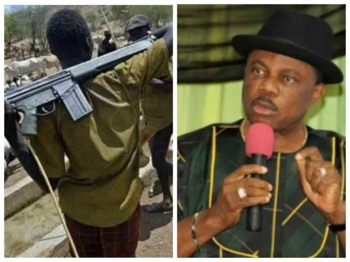 Obiano Declares Gun Carrying Herdsmen Criminals