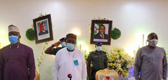 PDP Leaders, Anambra Governorship Aspirants Meet In Enugu