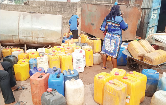Residents Groan As Water Scarcity Persists In Enugu