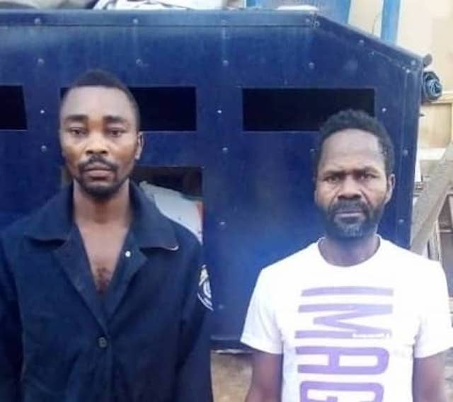 Two Brutal Rapists Nabbed In Anambra