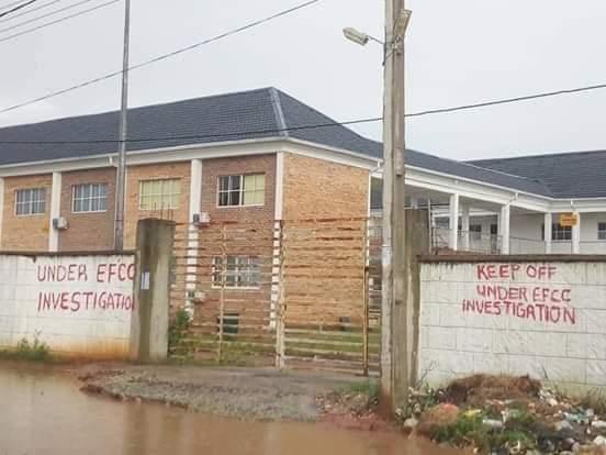 Uzodinma Marks Okorocha's School For Demolition