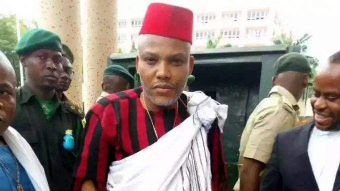 We're For Peace Not War In Our Quest For Biafra - Kanu