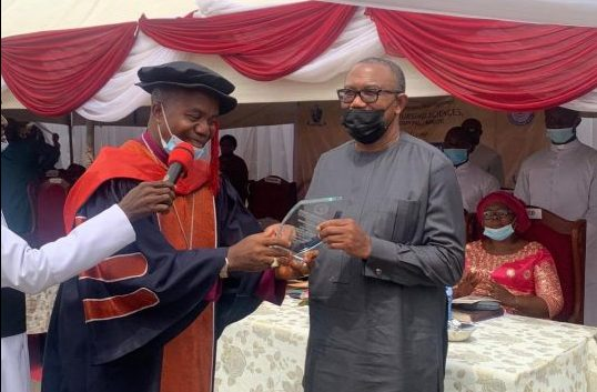 Why I Went Naked Before Some Young Nurses - Peter Obi