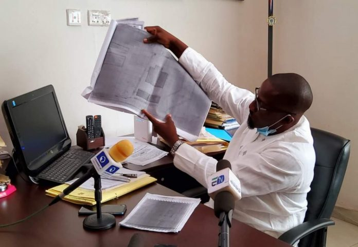 Why We Demolished Works Layout – ECTDA