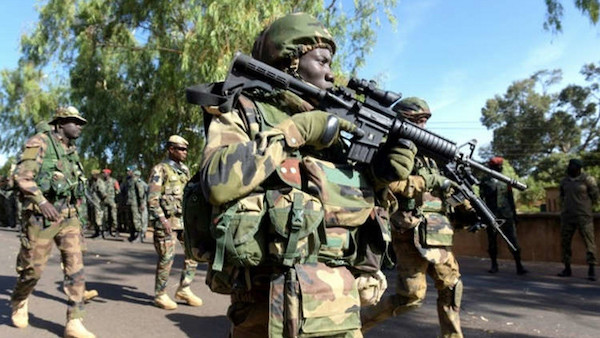 5 Suspected Bandits Killed By Soldiers In Aba