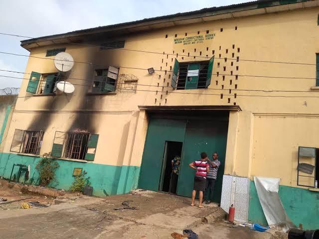 9 Fleeing Inmates From Owerri Prisons Re-Arrested In Ghana
