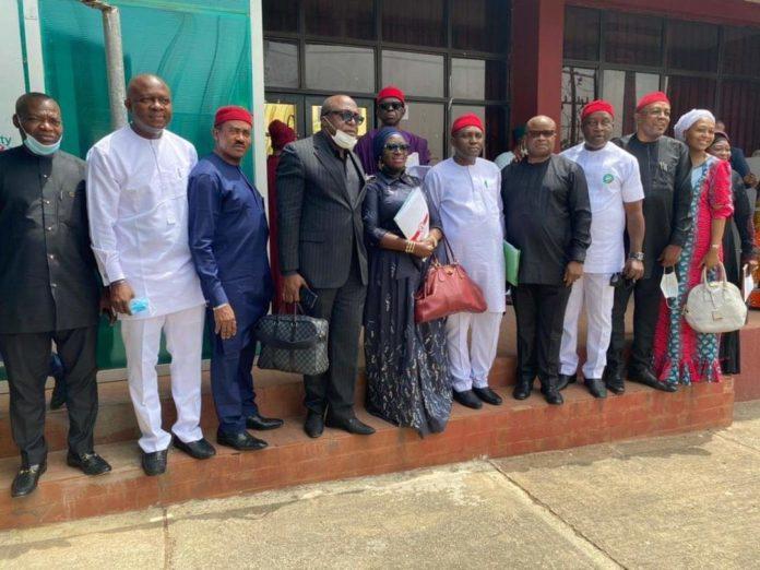 Anambra 2021 PDP Commences Screening Of Aspirants