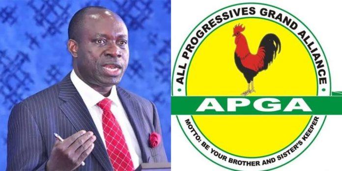 Attack On Soludo APGA Will Unite To Contest Polls - Chairman