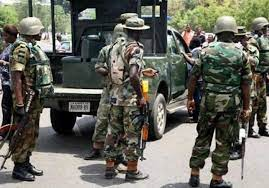 Attacks Army Begins Show Of Force In Imo