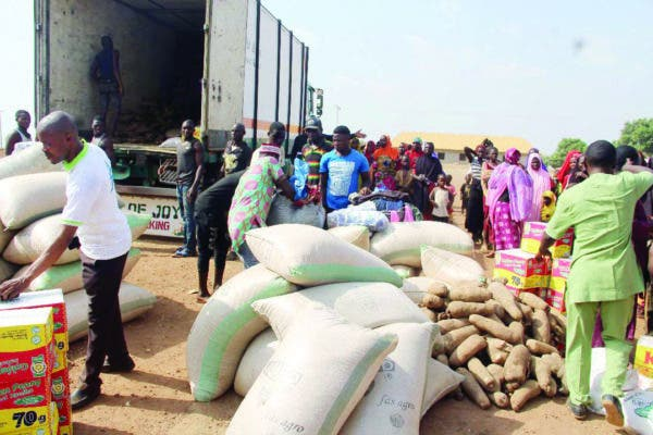 Christian Movement Mobilises Support For IDPs In South East
