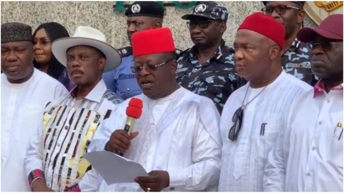 Coalition Igbo Youths Applaud The Formation Of Ebube Agu
