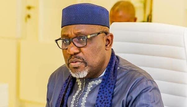 Corruption EFCC Arrests Okorocha In Abuja