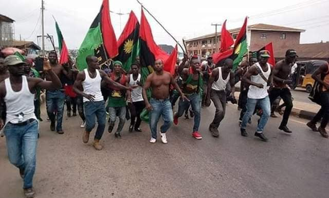 DSS Planning To Attack Banks, Institutions Not Us - IPOB