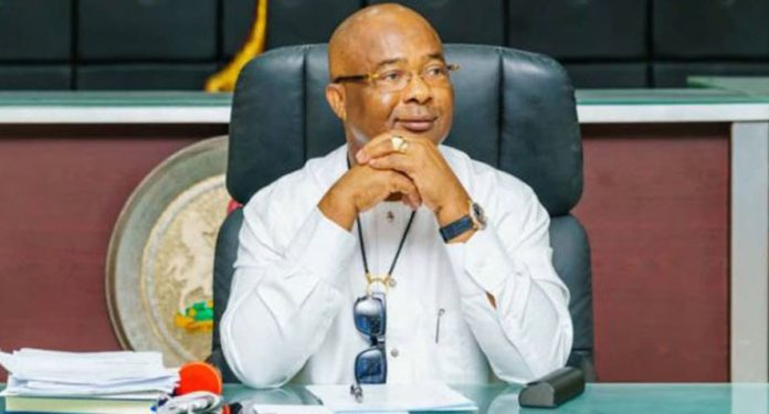 Imo: 400 People Arrested Over Security Threats – Uzodinma