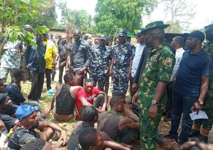 Ebonyi Communal Clash 55 Detainees Escape From Custody
