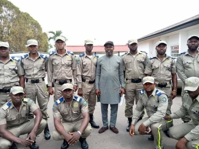 Ebubeagu Security Officially Launched In Ebonyi State