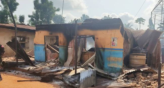 Enugu Police Intensifies Search For Attackers Of Station