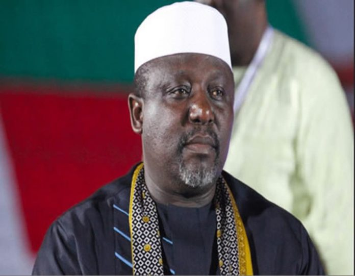 Failed Family System Responsible For Insecurity - Okorocha