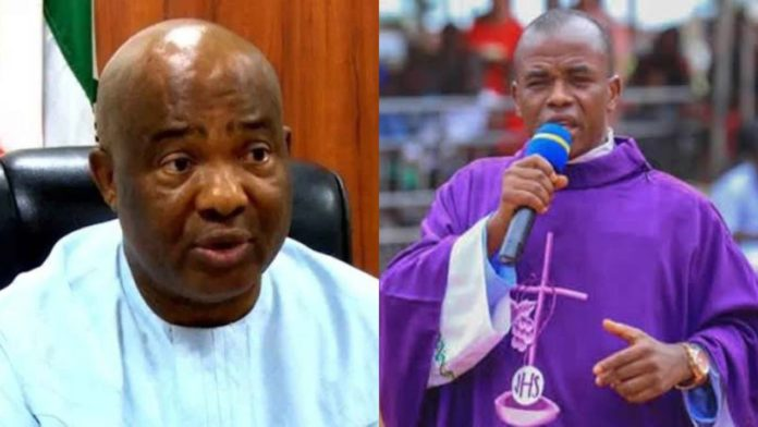 Hope Uzodinma No Longer Picks My Calls - Father Mbaka