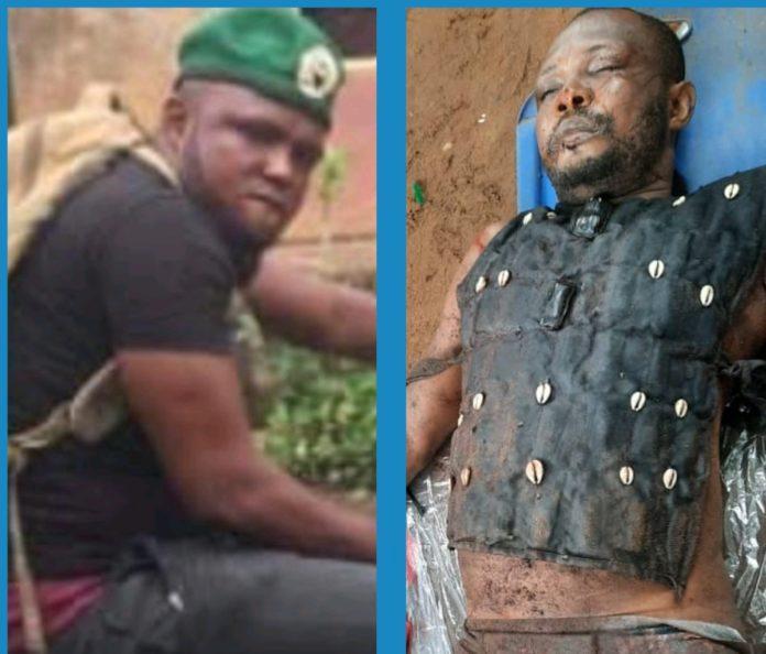 IPOB Commander Ikonso Shot Dead In Fierce Battle With Troops